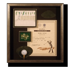 Hole in One! Great gift idea for your golfer.