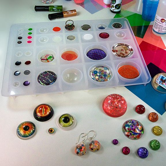 Little Windows Brilliant Resin for Jewelry & More