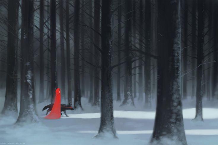 Kırmızı başlıklı bir cadıya dönüşmek gerek, kırmızı gözlü canavarların ülkesinde kadın olmak isterken! Kırmızı başlıklı rüyaları cehenneme çeviren kötülüklerimiz sayesinde...