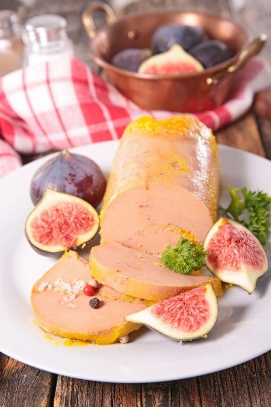 Recette de Foie gras maison au pineau pas à pas