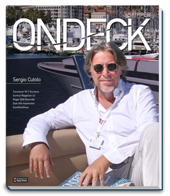 Skipper ONDECK #023.June | Sergio Cutolo