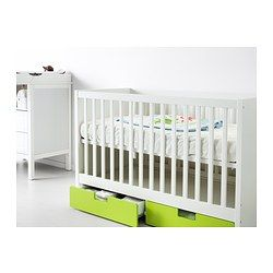 STUVA Cot with drawers - IKEA