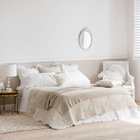 17 melhores ideias sobre cama damasco no pinterest cama - Dormitorios zara home ...