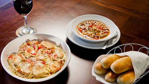 Olive Garden's first city location opens soon . . . and close by!