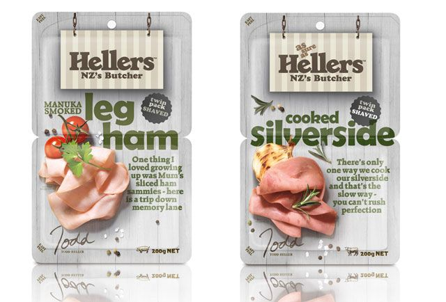 New Hellers by Dow Design