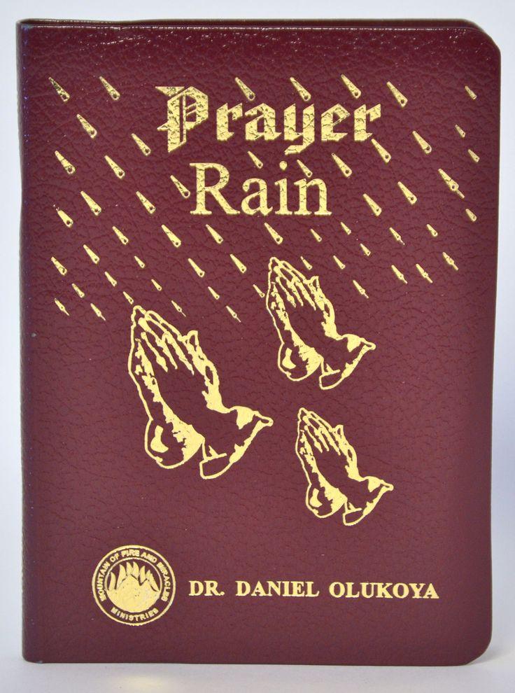 Prayer Rain (Deluxe Edition) Burgundy Bonded Leather