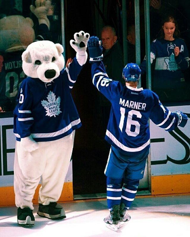"63 Likes, 2 Comments - matthews (@matthewsnation) on Instagram: ""I wish I was that bear#mitchmarner #hockey #torontomapleleafs #NHL #leafs #austonmatthews"""