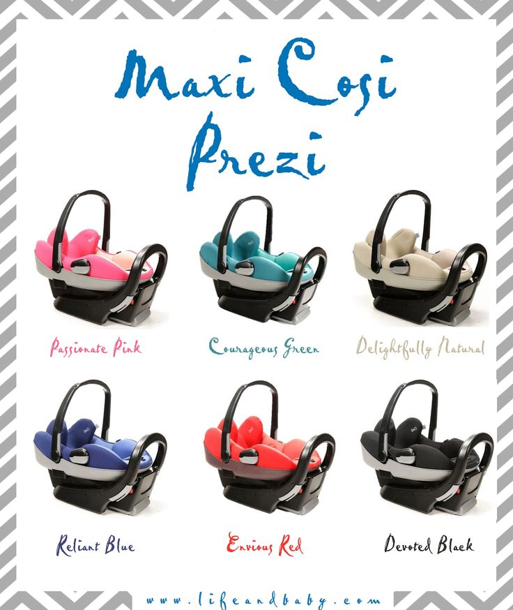 Maxi Cosi Prezi | Life & Baby | Fun, fabulous & functional things for life and baby | www.lifeandbaby.com