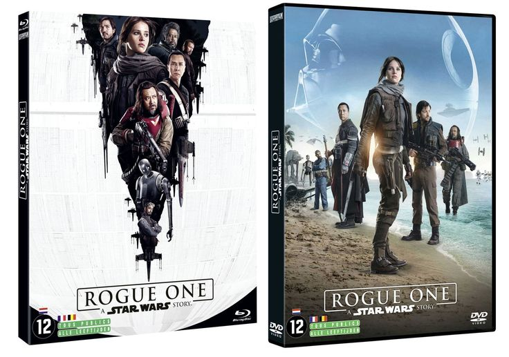 Rogue One : A Star Wars Story - Blu-Ray et DVD