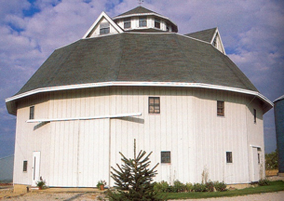 17 Best images about Charming Round Barns. on Pinterest ... - photo#24