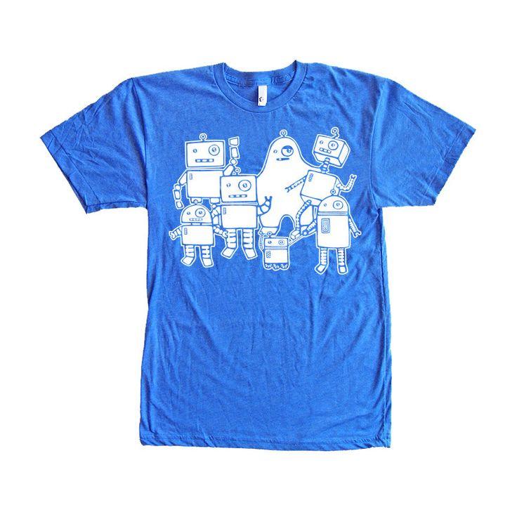 Robot Family Reunion