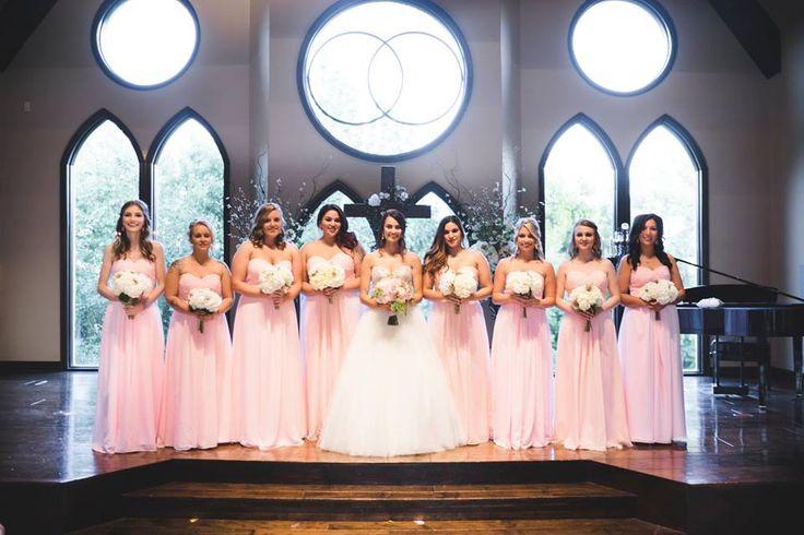Best 25+ Large Bridal Parties Ideas On Pinterest