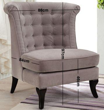 Mayfair Chair - Armchairs - Sofas