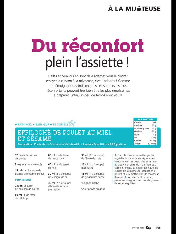 «À la mijoteuse Du réconfort plein l'assiette !» de 5/15, Janvier 2018. Lisez-le sur l'appli Texture, qui vous donne accès à plus de 200 magazines de grande qualité.