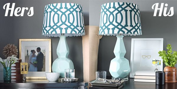 788 best our love nest images on pinterest - How to decorate a nightstand ...
