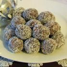 Chocolate Coconut Balls - class to make these for mothers day cooking.