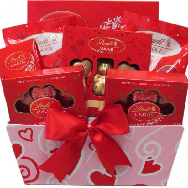 Lindt® Chocolate Bliss Gift Basket