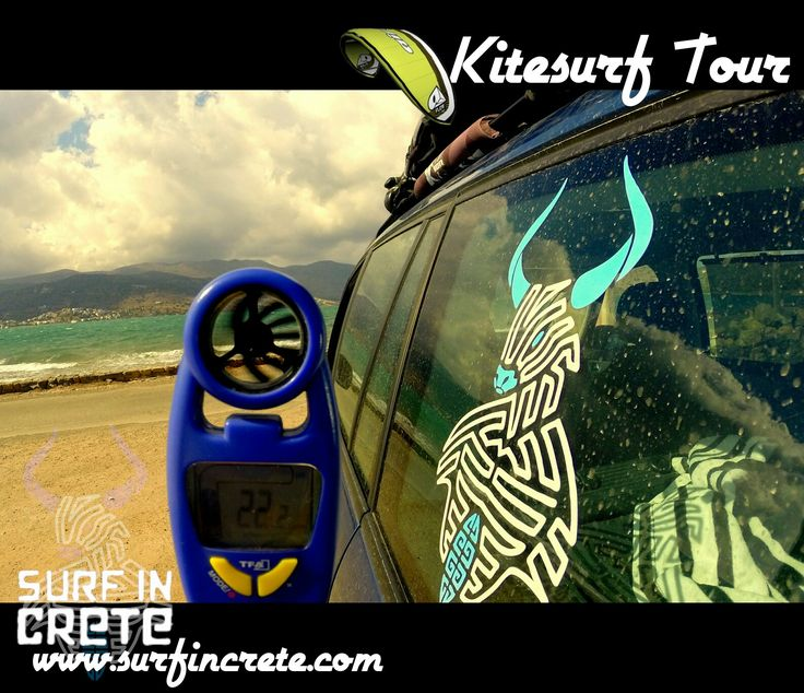#tour #kitesurf # kiteboard #Crete #Greece  #surfincrete