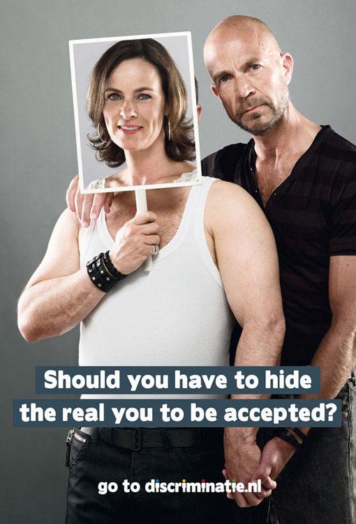 Sex discrimination in advertising