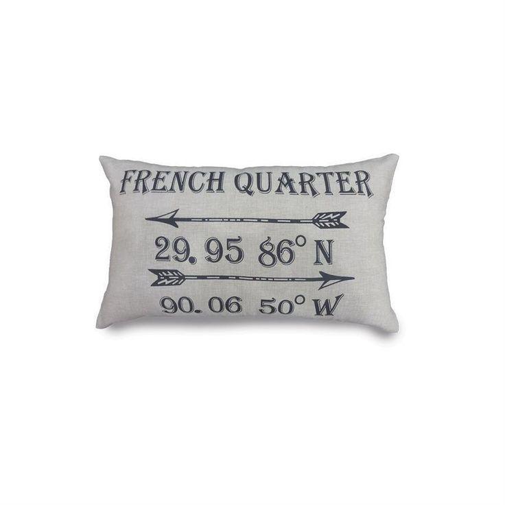 Roux, Brands, Fleur De Lis, Home Decor, Wholesale, Pillow