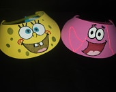 Spongebob Party Visor