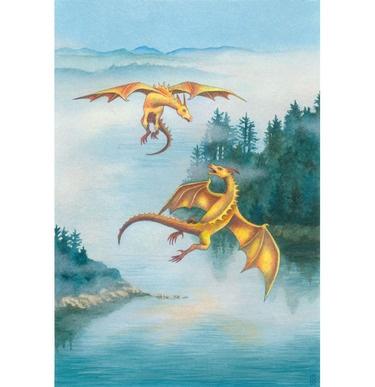 Drachen by DasRotkehlchen #art #illustration #dragon
