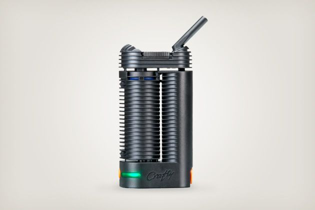 If you're vaporizing high-quality cannabis with regularity, we recommend the Crafty, a new portable model from Storz and Bickel, makers of the legendary tabletop Volcano vaporizer. Of the 10…