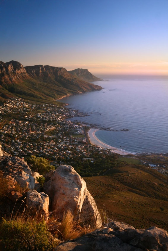 Camps Bay - South Africa.