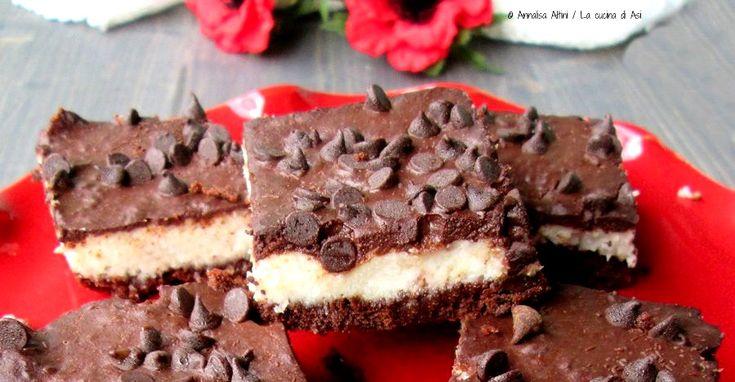 DOLCETTI+CIOCCO-COCCO+SENZA+COTTURA+Ricetta+al+cioccolato