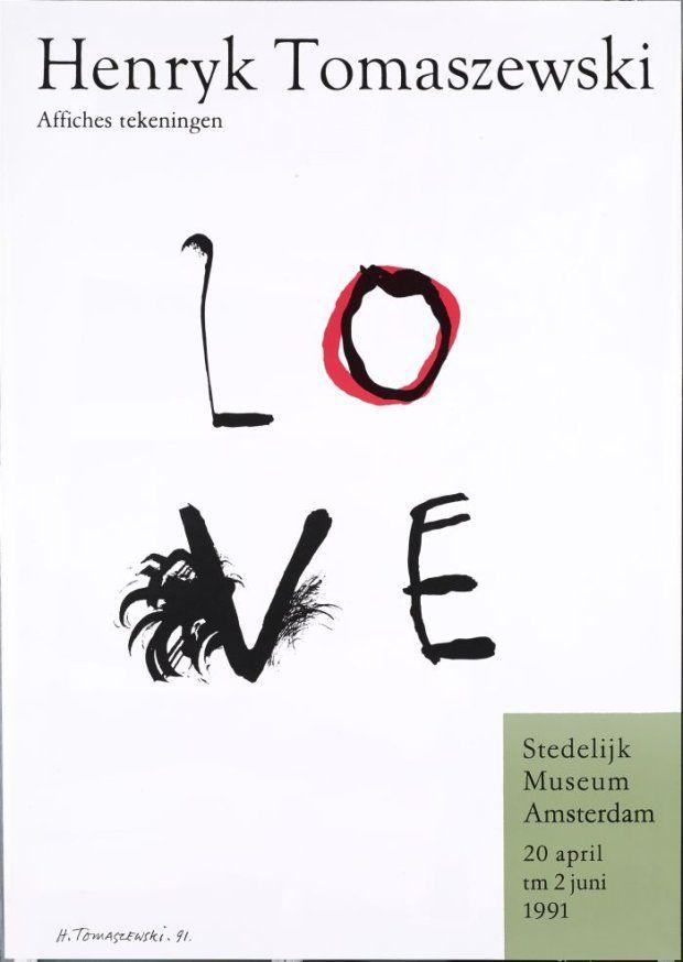 Henryk Tomaszewski, Love, 1991
