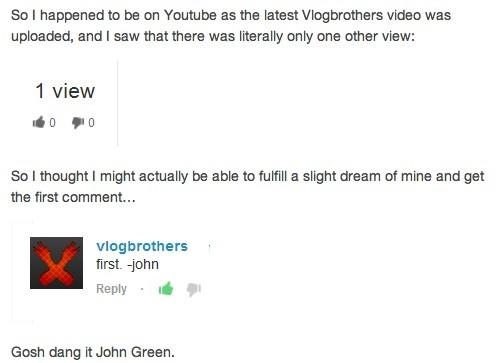 Wow John... Always first.