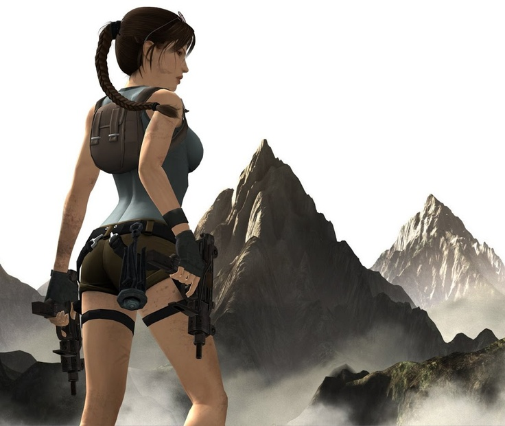 Wallpaper Tomb Raider Lara Croft Render Hd Games 1783: 161 Best Images About Tomb Raider On Pinterest