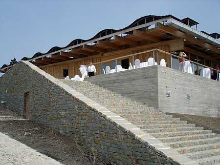 7 architektonických skvostů vinařského světa - stavba - Životní Styl