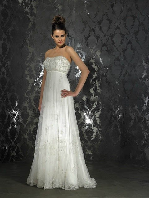 Low Back Maternity Wedding Dress Special Price 103 00
