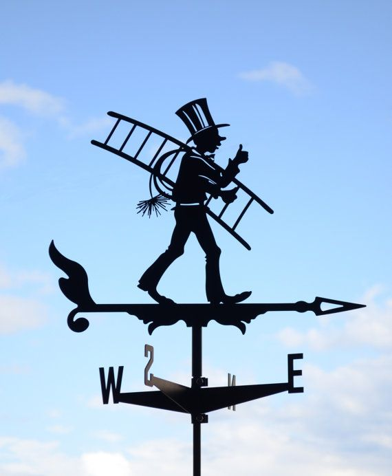 Hey, I found this really awesome Etsy listing at https://www.etsy.com/listing/285383375/chimney-sweep-metal-weathervane-roof