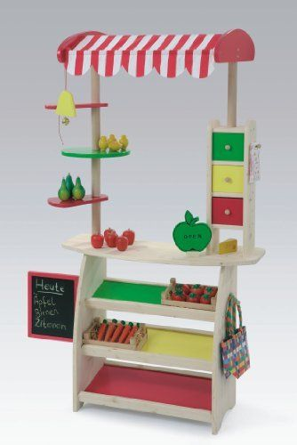 nice wooden market stand / play shop by howa 4747, http://www.amazon.co.uk/dp/B003EA2C5E/ref=cm_sw_r_pi_awd_YM8Jsb0WE0CZA