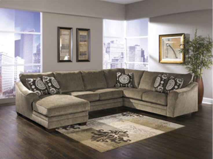 signature design by ashley cosmo marble sectional sofa with chaise lounger charleston furniture sofa sectional charleston summerville mount pleasant