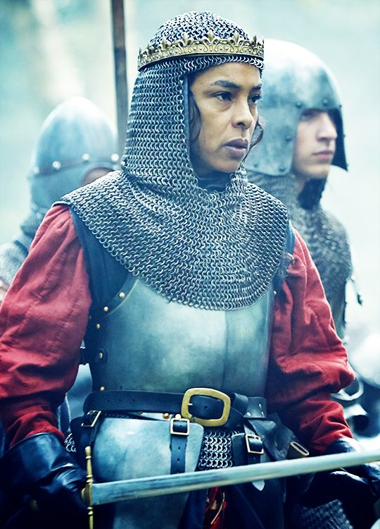 Sophie Okonedo in 'The Hollow Crown: Henry VI' (2016).