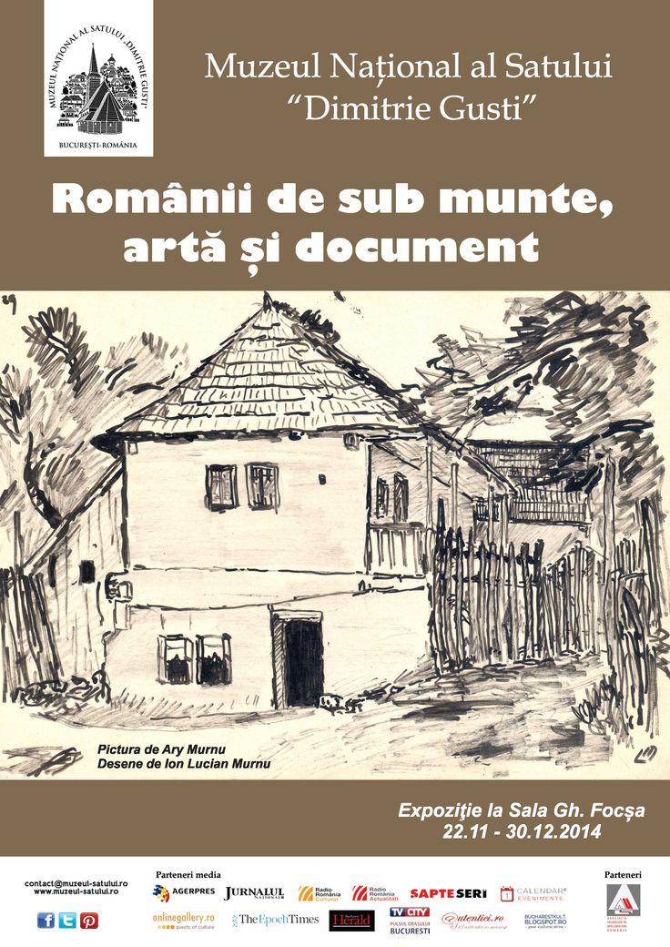 Romanii de sunb munte, arta si document  Ary Murnu si Ion Lucian Murnu