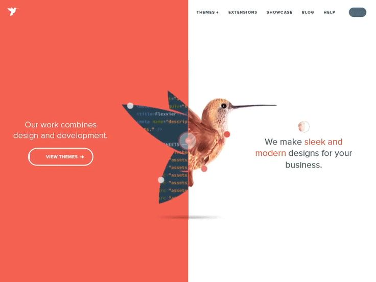 Hey my friends, It has been a long time till this shot finished. But Phong Luong did a great job. This is interactive mockup homepage re-design project for EngineThemes - one of the very first plac...