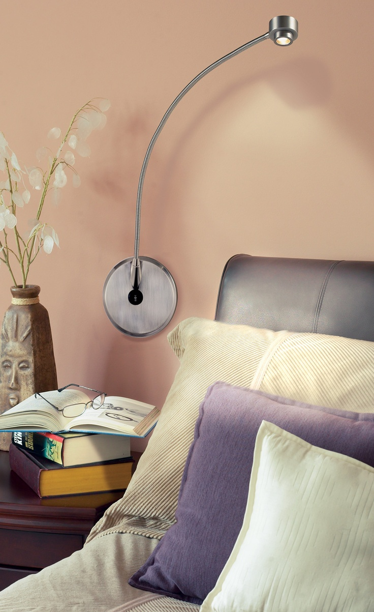 Night owl reading lamps - Night Owl 1 Wall