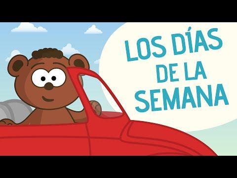 ▶ Días de la semana - Canciones Infantiles - Toobys - YouTube