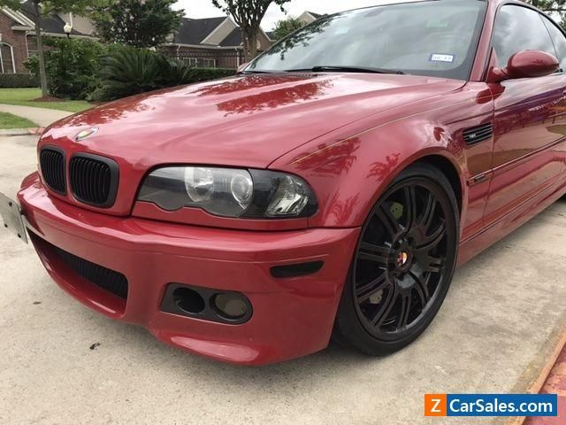 2005 BMW M3 Base Coupe 2-Door #bmw #m3 #forsale #unitedstates