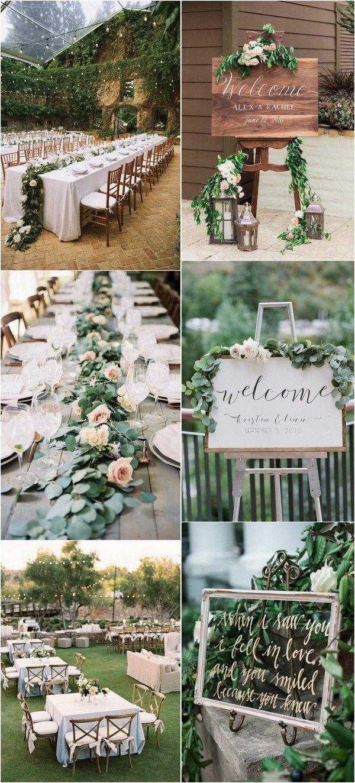25 Brilliant Garden Wedding Decoration Ideas For 2018 Trends Page 4 Of 4 Emmalovesweddings Garden Wedding Decorations Wedding Aisle Outdoor Garden Theme Wedding