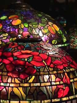 tiffany lamps ;)