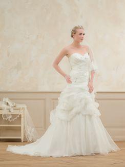 Robe de mariée Halali Point Mariage