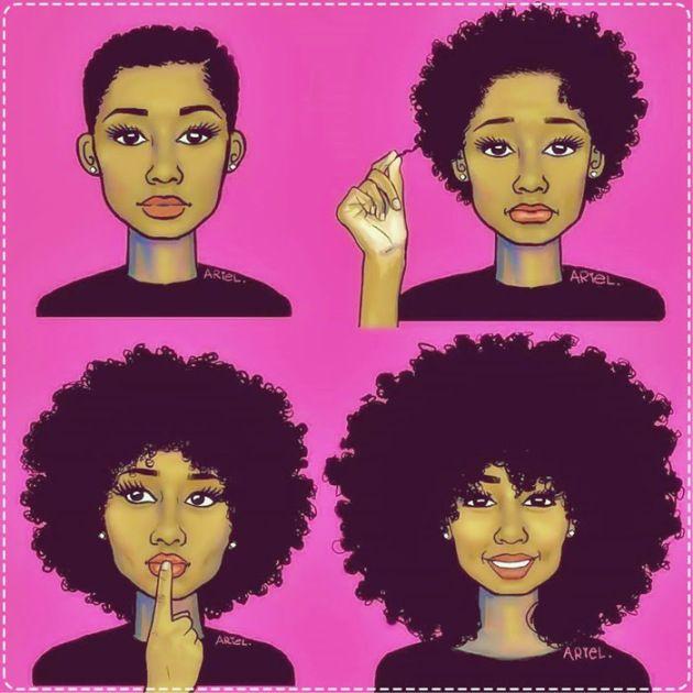 7 Tirinhas sobre black power | pensamentocasual