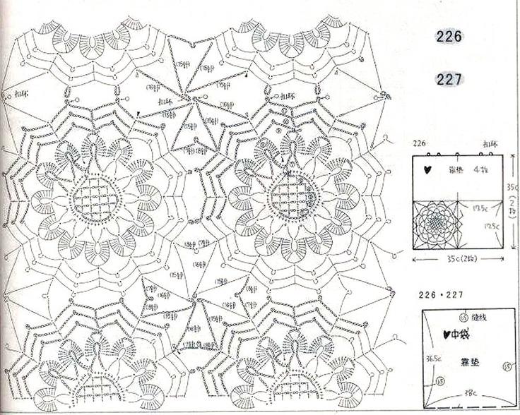 Crochet Scheme, Вязание Шапок,