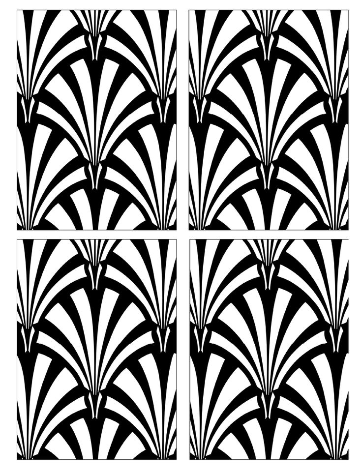27 best art deco coloring pages images on pinterest art. Black Bedroom Furniture Sets. Home Design Ideas