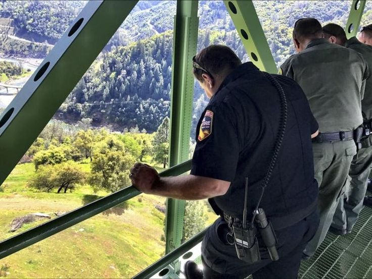 An unidentified woman fell off a bridge in Northern California Tuesday while attempting to take a risky selfie in a restricted area.  KCRA reported that she fell off the Foresthill Bridge near Auburn which is outside Sacramento. She was reportedly with a group of friends.  She was walking on the catwalk on the underbelly of the bridge and fell 60 feet. She was life-flighted to a hospital and is expected to survive.  This young lady is very lucky to be alive and the consequences could have…